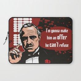 The Godfather Laptop Sleeve