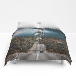 Gym guy Comforters