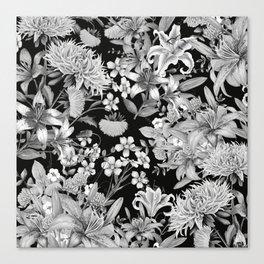 FLORAL GARDEN 5 Canvas Print