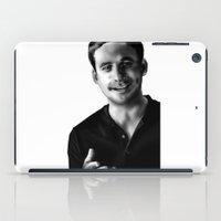 allyson johnson iPad Cases featuring Anders Johnson (Bragi) by bragi