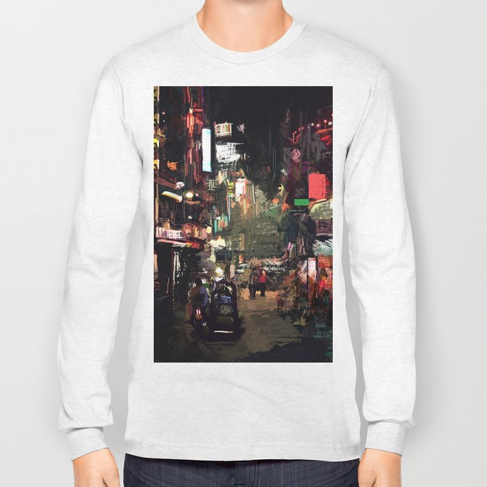 Calle x GV Long Sleeve T-shirt