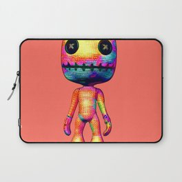 Voodoo Doll Laptop Sleeve