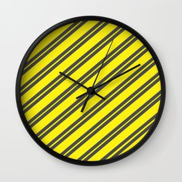 Pattern 92315D Wall Clock