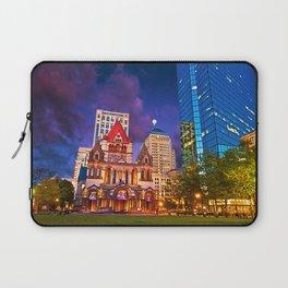 Trinity Church, Boston, MA Laptop Sleeve