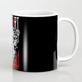 Make Art Not War Poster by rmd Coffee Mug