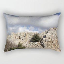 Nimrod Castle Rectangular Pillow