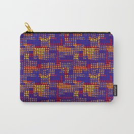 colorfull dots Carry-All Pouch