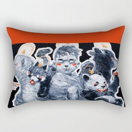 Cub Cuddlin' Rectangular Pillow