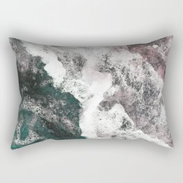 Abstract Sea, Water Rectangular Pillow