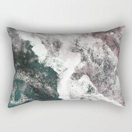 Abstract Sea, Water Rectangular Pillow