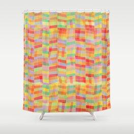 Pastelike Shower Curtain
