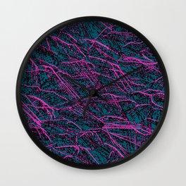 Hermetically sharp Wall Clock