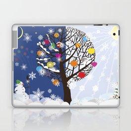 """""""Seasons"""" Autumn-Winter Laptop & iPad Skin"""
