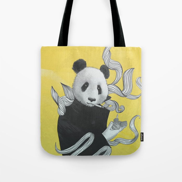 I'll quit tomorrow. Ok?  Tote Bag
