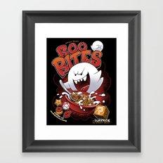 Boo Bites Framed Art Print