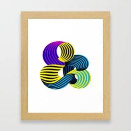 Robu Ampersand 01 Framed Art Print