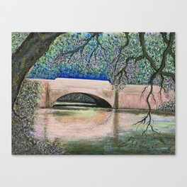 Biltmore Bridge Canvas Print