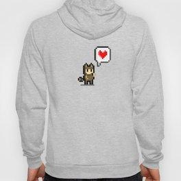 Raccoon Love Hoody