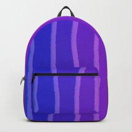 Vertical Color Tones #4 Backpack