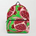 Pomegranate pattern design by katerinamitkova