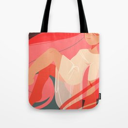 floating dreams Tote Bag