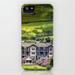 Lake Ullswater 4 iPhone Case