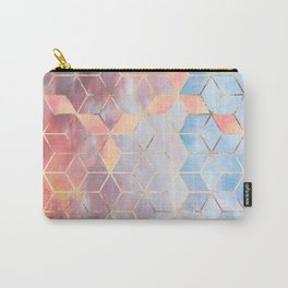 Magic Sky Cubes Carry-All Pouch