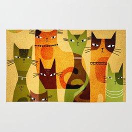 CAT HERD Rug