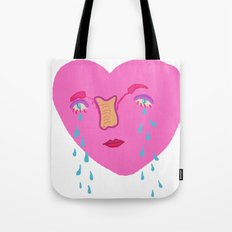 happy v-day Tote Bag