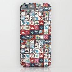 Corrupted pixel loop iPhone 6s Slim Case