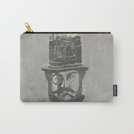 Old man hatten Carry-All Pouch