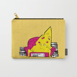 QUESO RALLAO (aka GRATED CHEESE) Carry-All Pouch