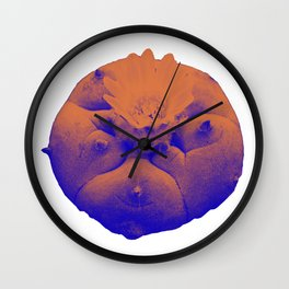 Peyote Psychedelic Wall Clock
