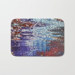 Abstract 127 Bath Mat