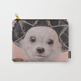 Mexican Chihuahua Carry-All Pouch