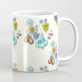 1994 Fruit Wallpaper Coffee Mug