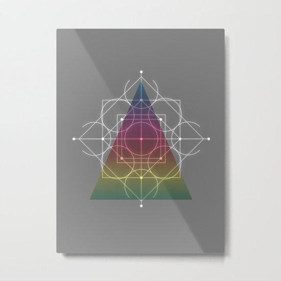 Shamanize Metal Print