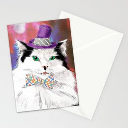 The Oreo Cat Stationery Cards