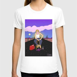 Tollbooth to the Stars T-shirt