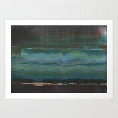 Untitled 20140915a (The Explorers) Art Print