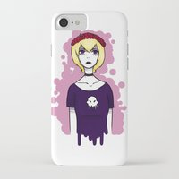 homestuck iPhone & iPod Cases featuring Homestuck Rose by ghostly-fail