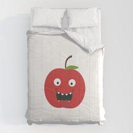 Hungry Apple Comforters
