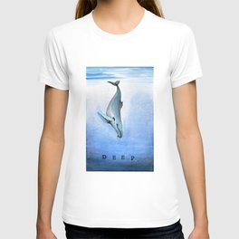 Deep - Whale 21 T-shirt