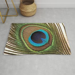 Peacock_20171201_by_JAMFoto Rug