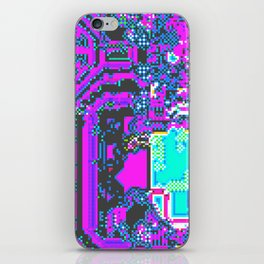 CGA style iPhone Skin