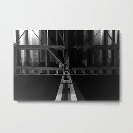 Under the Whitehurst Freeway Metal Print