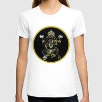 ganesha T-shirts featuring GANESHA by Dianah B