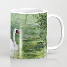 Swan Lake - Acrylic Coffee Mug