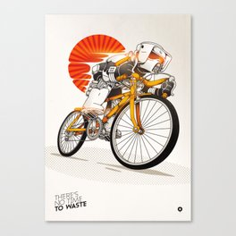 TNTTW V.02 Canvas Print