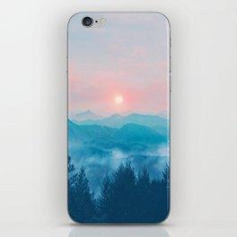 Pastel vibes 12 iPhone Skin